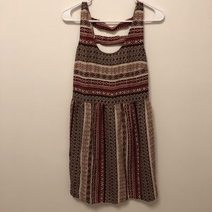 Forever 21 Plus Tribal Dress